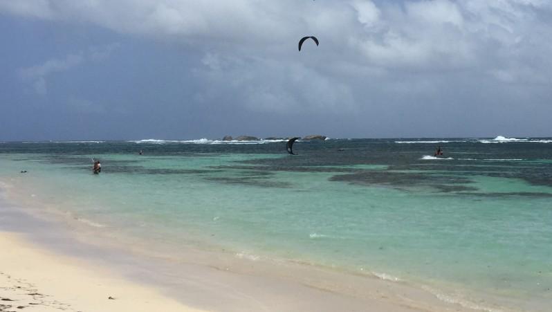 Wind report Cap Chevalier - Martinique (MQ) 2016-02-15 10:00:00
