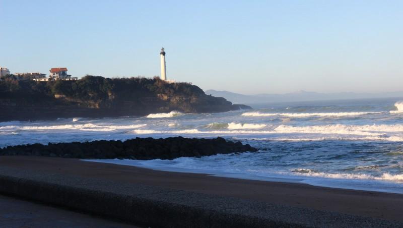 Surf report Anglet VVF - France (64) 2016-02-20 09:00:00