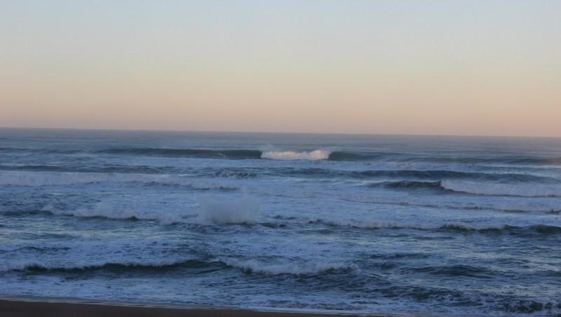 Surf report Anglet Surf Club - France (64) 2016-02-21 09:00:00