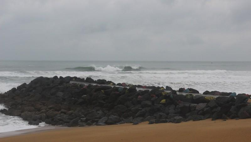 Surf report Anglet Sables d'Or - France (64) 2016-02-22 09:00:00