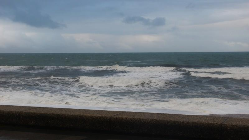 Surf report Anglet Sables d'Or - France (64) 2016-02-25 09:00:00