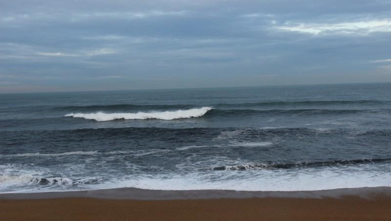 Surf report Anglet VVF - France (64) 2016-02-26 09:00:00