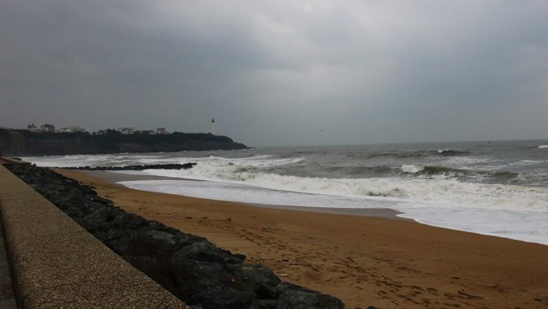Surf report Anglet VVF - France (64) 2016-02-29 09:00:00