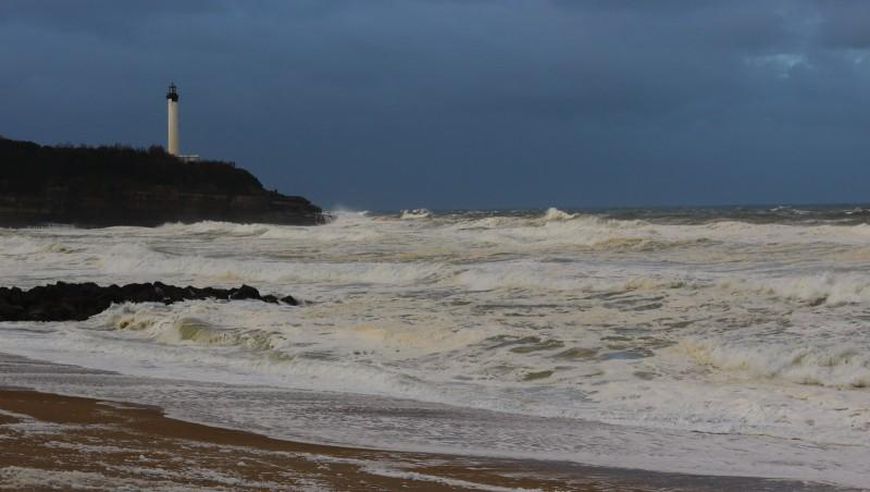Surf report Anglet VVF - France (64) 2016-03-03 09:00:00
