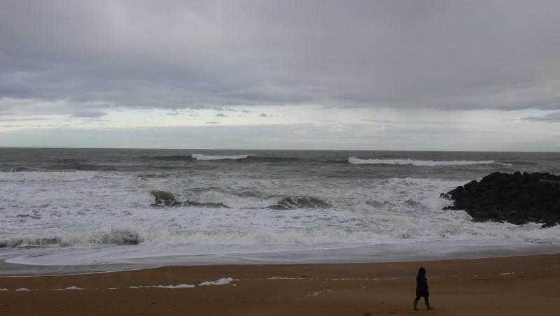 Surf report Anglet VVF - France (64) 2016-03-04 09:00:00