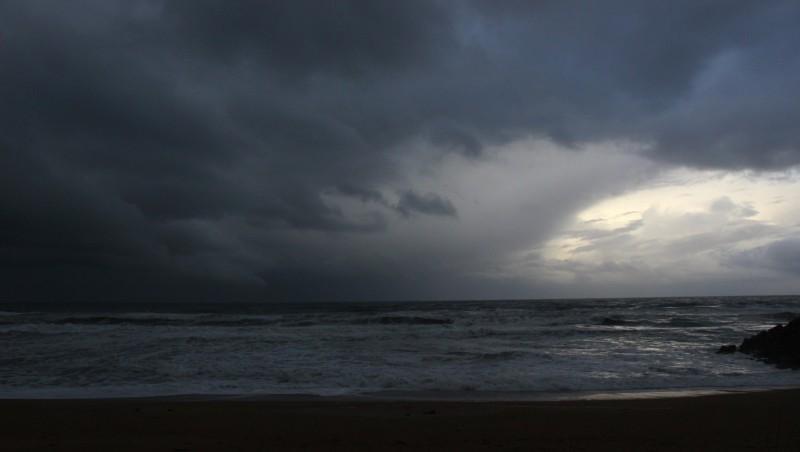 Surf report Anglet VVF - France (64) 2016-03-05 09:00:00