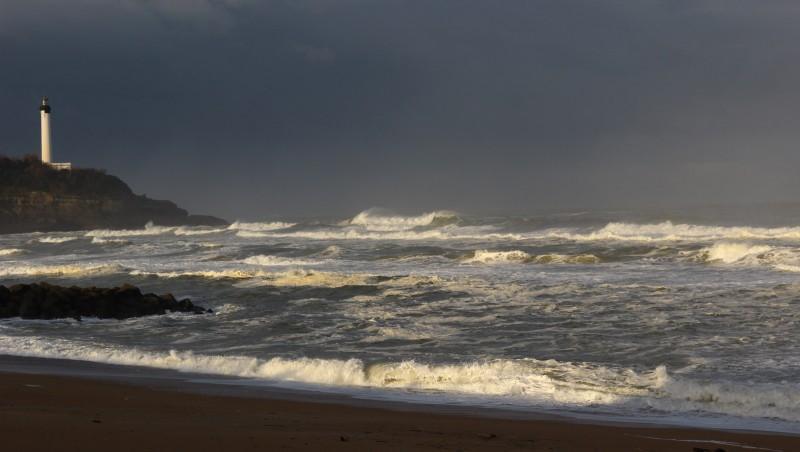 Surf report Anglet VVF - France (64) 2016-03-06 09:00:00