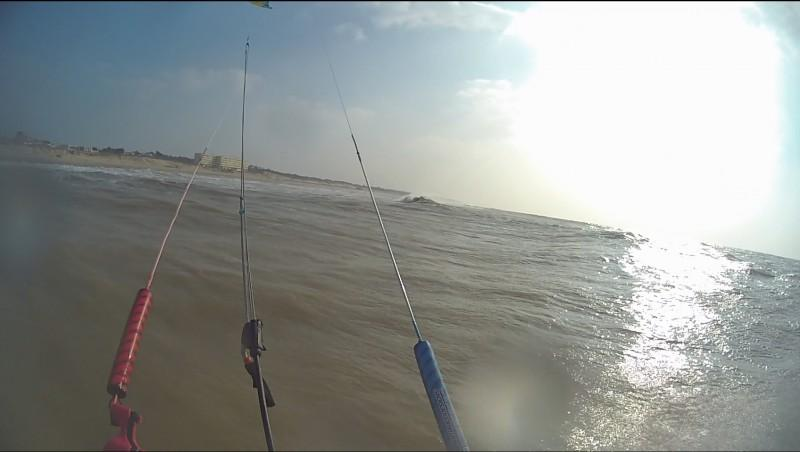Wind report Soulac sur Mer - France (33) 2016-03-13 14:00:00