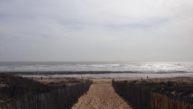 Wind report La Tranche-sur-Mer - France (85) 2016-03-27 16:00:00
