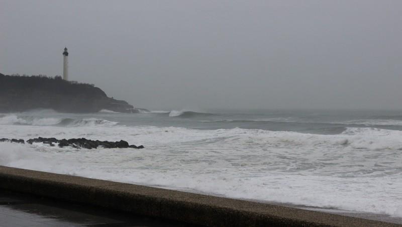 Surf report Anglet VVF - France (64) 2016-03-29 09:00:00