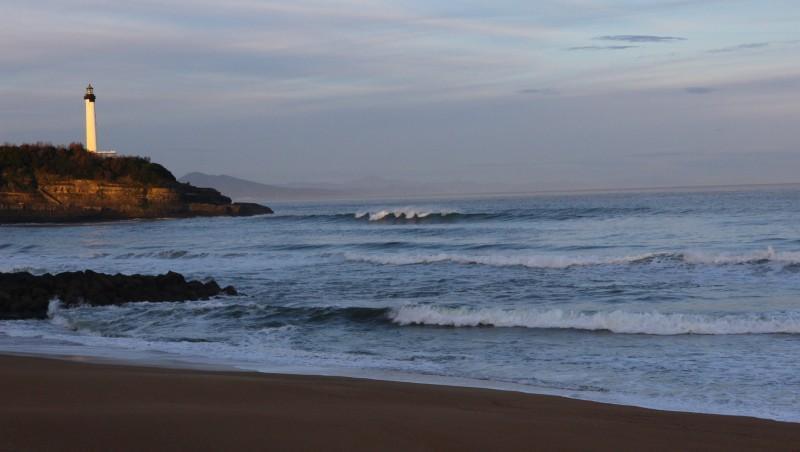 Surf report Anglet VVF - France (64) 2016-04-03 09:00:00