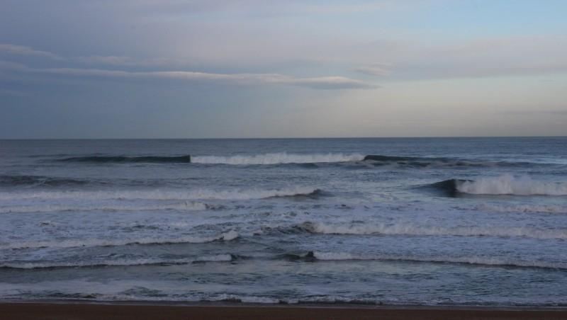 Surf report Anglet VVF - France (64) 2016-04-04 09:00:00