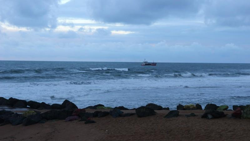 Surf report Anglet Surf Club - France (64) 2016-04-05 09:00:00