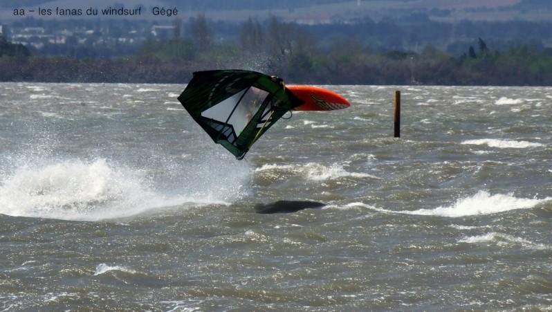 Wind report Le Barcarès - Cap Coudalère  - France (66) 2016-04-07 18:00:00