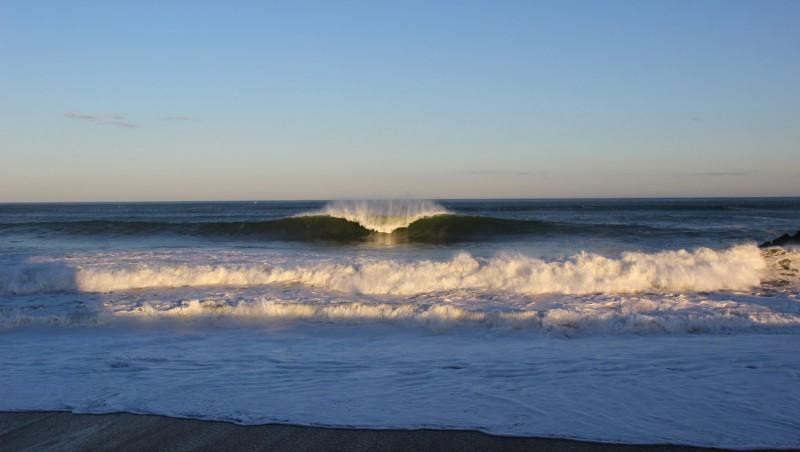 Surf report Anglet Surf Club - France (64) 2016-04-10 09:00:00