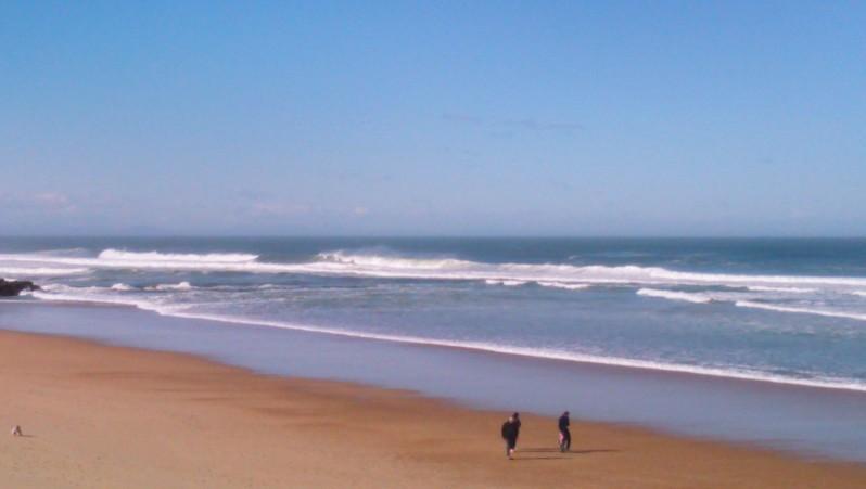 Surf report Vieux Boucau - France (40) 2016-04-10 10:00:00