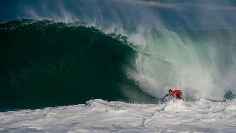 Surf report Hossegor - Plage Sud - France (40) 2016-04-10 10:00:00