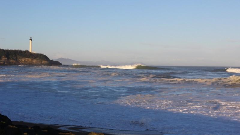 Surf report Anglet VVF - France (64) 2016-04-11 09:00:00