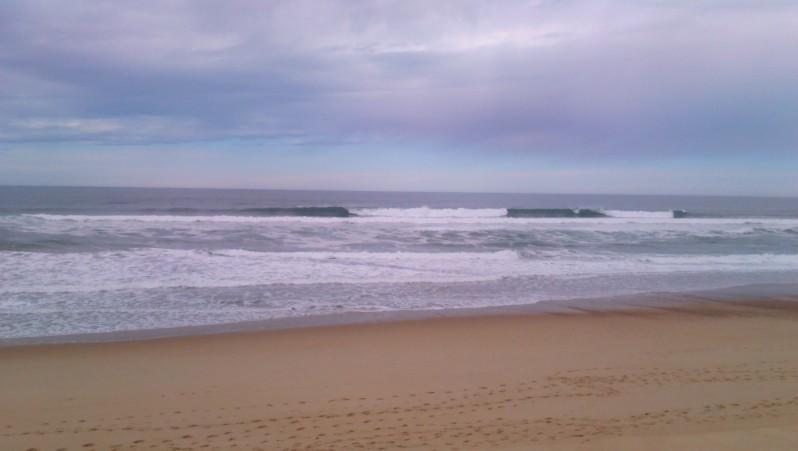 Surf report Vieux Boucau - France (40) 2016-04-12 11:00:00