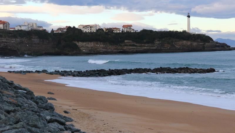Surf report Anglet VVF - France (64) 2016-04-13 09:00:00
