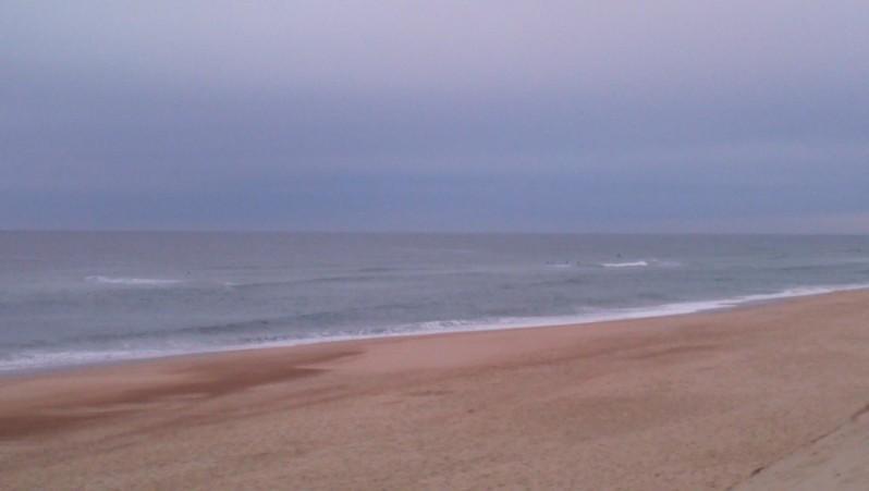Surf report Vieux Boucau - France (40) 2016-04-14 09:00:00