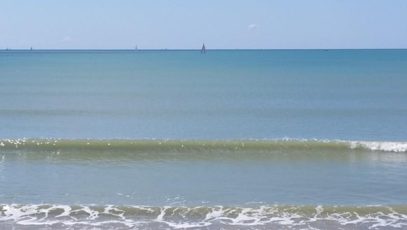Surf report St Gilles-Croix-de-Vie - France (85) 2016-04-17 14:00:00