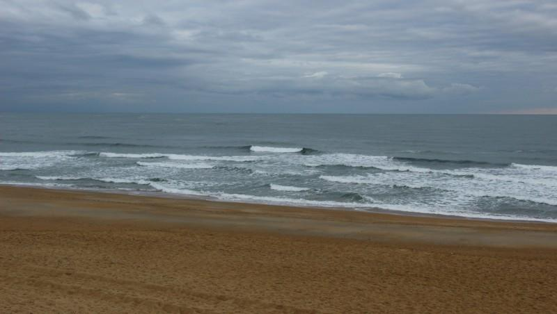 Surf report Anglet Surf Club - France (64) 2016-04-18 09:00:00