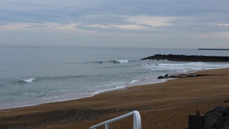 Surf report Anglet Sables d'Or - France (64) 2016-04-21 09:00:00