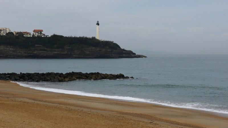 Surf report Anglet Sables d'Or - France (64) 2016-04-22 09:00:00
