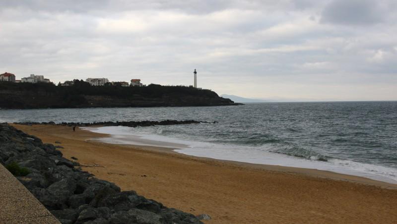 Surf report Anglet Sables d'Or - France (64) 2016-04-26 09:00:00