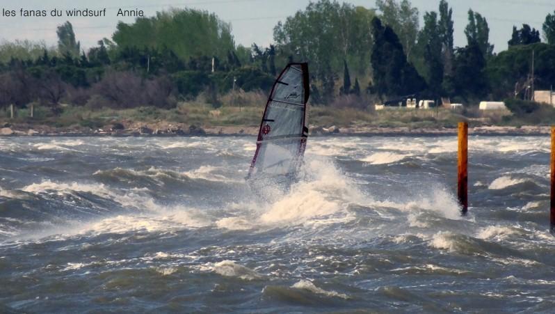 Wind report Le Barcarès - Cap Coudalère  - France (66) 2016-05-01 17:00:00