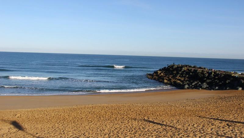 Surf report Anglet Sables d'Or - France (64) 2016-05-02 09:00:00