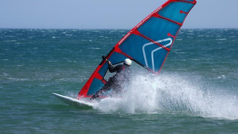 Wind report Port-la-Nouvelle - Plage Nord - France (11) 2016-05-03 18:00:00