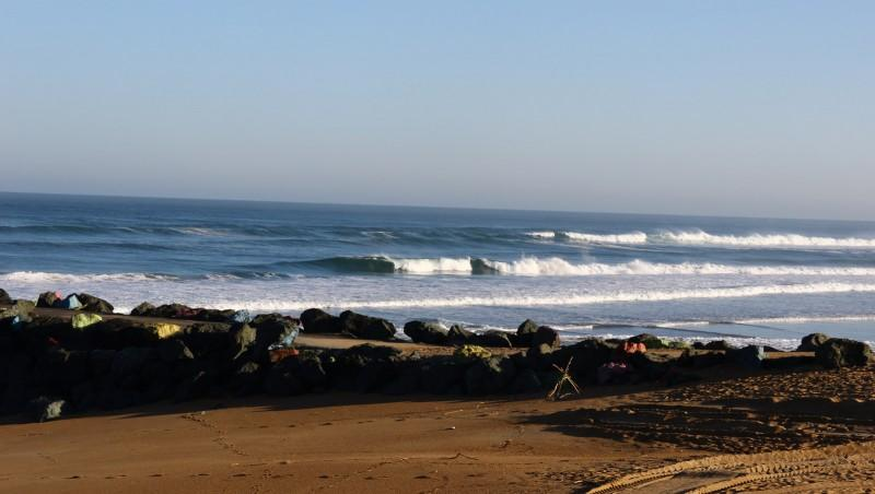 Surf report Anglet Sables d'Or - France (64) 2016-05-04 09:00:00