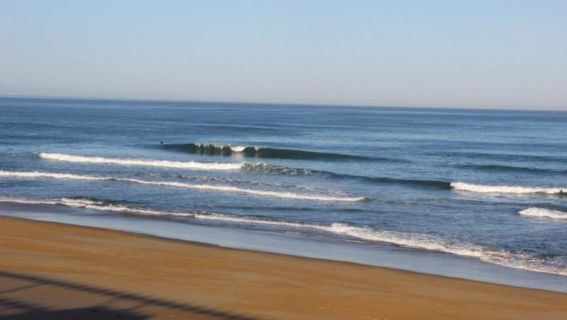 Surf report Anglet Sables d'Or - France (64) 2016-05-05 09:00:00