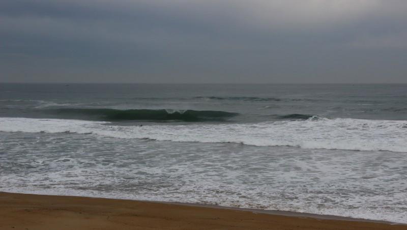 Surf report Anglet Sables d'Or - France (64) 2016-05-06 09:00:00