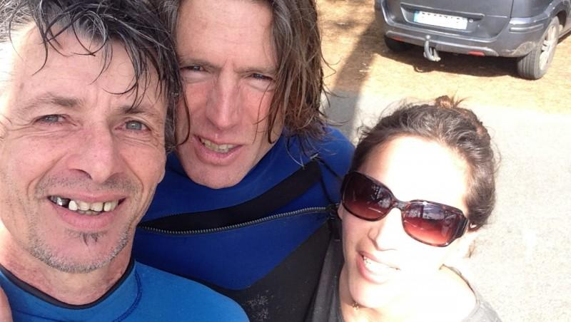 Surf report Le Porge - France (33) 2016-05-07 19:00:00
