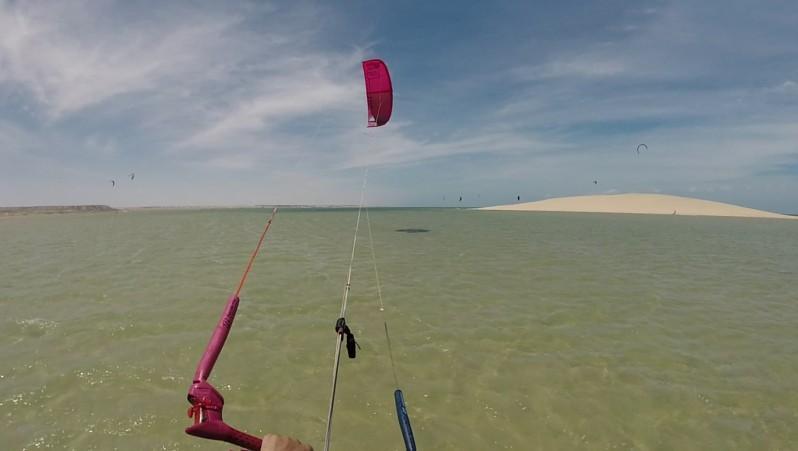 Wind report Dakhla - La Lagune - Maroc (MA) 2016-05-07 10:00:00