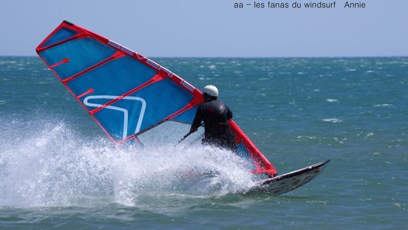 Wind report Port-la-Nouvelle - Plage Nord - France (11) 2016-05-16 18:00:00