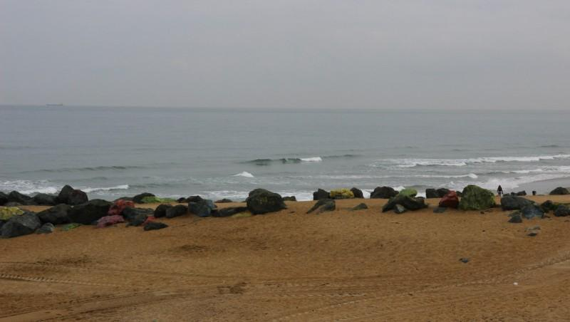 Surf report Anglet Sables d'Or - France (64) 2016-05-17 09:00:00