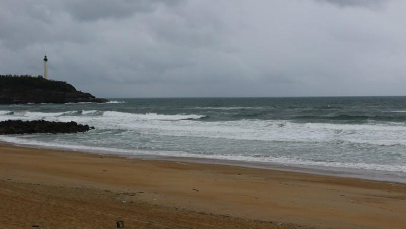 Surf report Anglet Surf Club - France (64) 2016-05-19 09:00:00