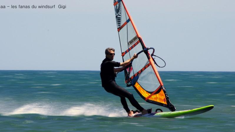 Wind report Port-la-Nouvelle - Plage Nord - France (11) 2016-05-20 17:00:00