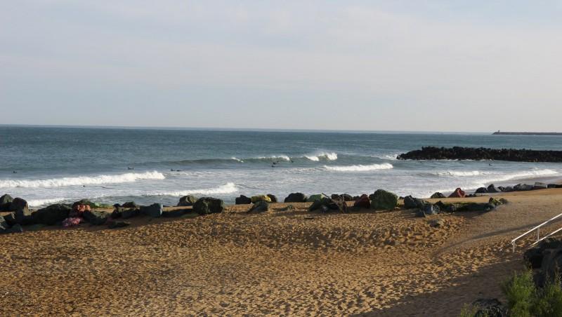 Surf report Anglet VVF - France (64) 2016-05-21 10:00:00