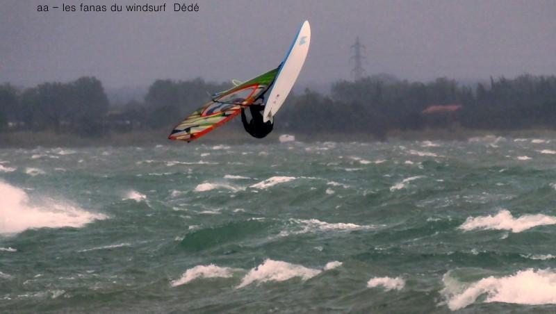 Wind report Le Barcarès - Cap Coudalère  - France (66) 2016-05-22 19:00:00