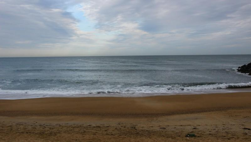 Surf report Anglet Surf Club - France (64) 2016-05-24 10:00:00