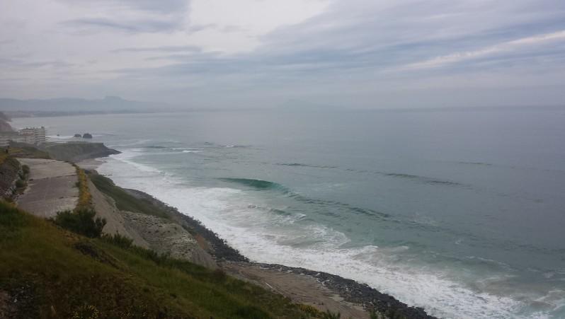 Surf report Marbella - France (64) 2016-05-25 08:00:00