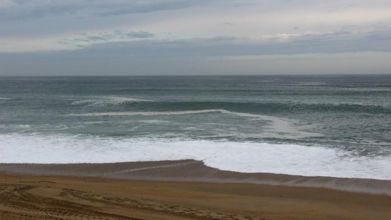 wave report Anglet Surf Club - France (64) 2016-05-25 09:00:00