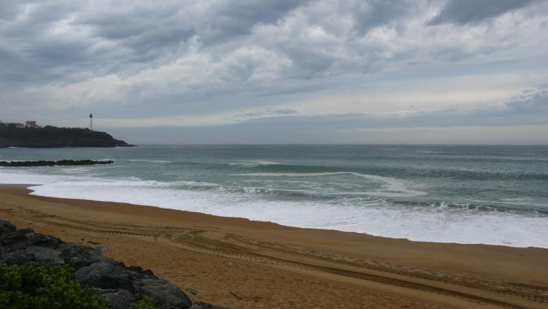 Surf report Anglet Surf Club - France (64) 2016-05-25 09:00:00