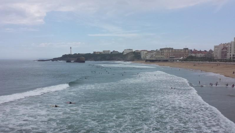 wave report Biarritz - Grande Plage - France (64) 2016-05-25 16:00:00