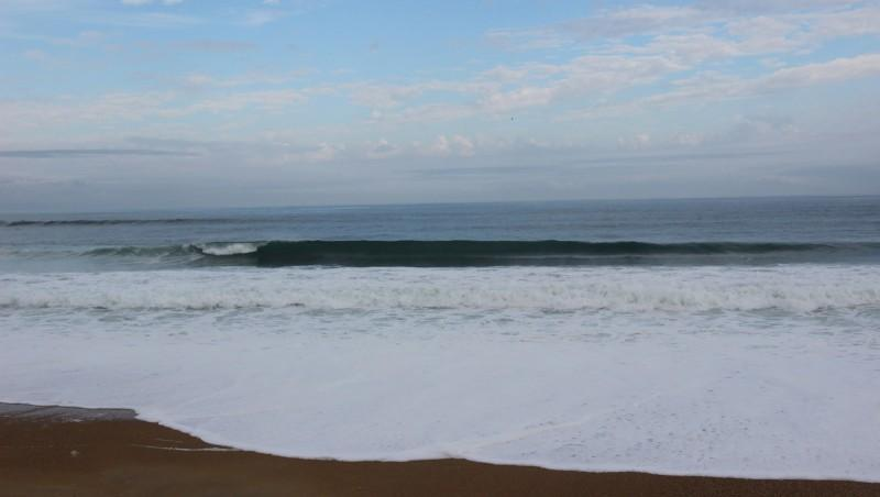 Surf report Anglet Surf Club - France (64) 2016-05-26 10:00:00